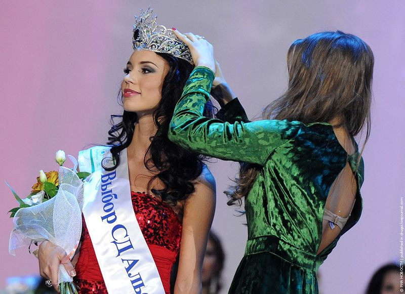Beauty of Russia 2012 от Helen за 26 nov 2012