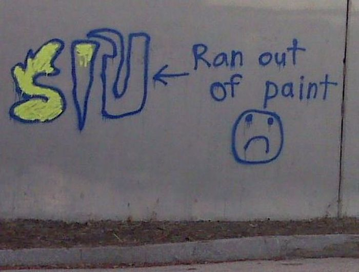 Awful Graffiti