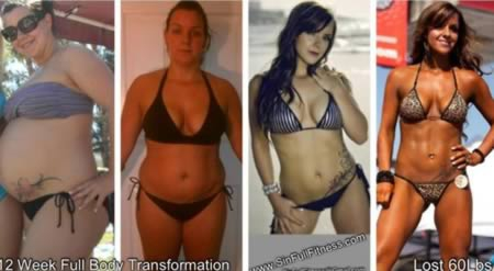 Fitness Before and Afters To Motivate Your Lazy Ass