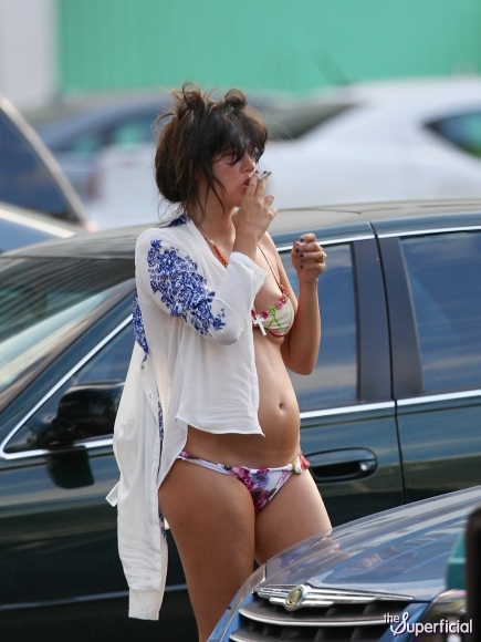 Paz de la Huerta Changes In Public от mick за 27 nov 2012