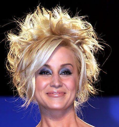 Bad Hair Days For These Celebs от Veggie за 29 nov 2012