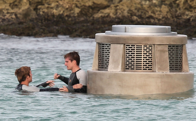 Jennifer Lawrence Is Killing It In That Wetsuit