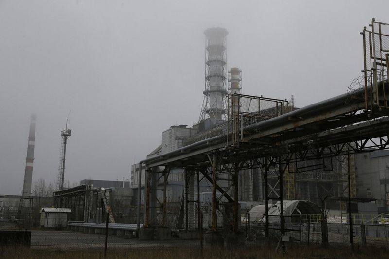 News from Chernobyl