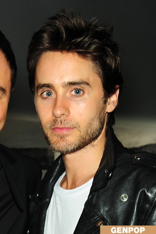 Jared Leto Looking Like a Creep