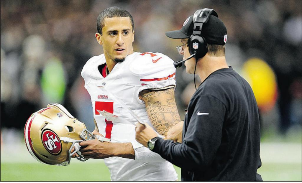 Kaepernick To Start Against the Rams