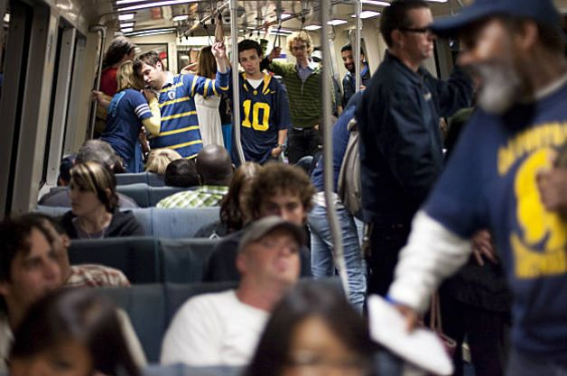 My Story: Racism on the BART Train от Marinara за 29 nov 2012