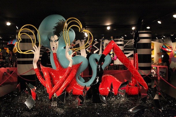 Inside The Crazy World Of Lady Gaga's Workshop от Veggie за 29 nov 2012
