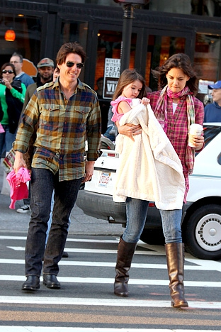 Tom Cruise & Katie Holmes: Sweet to Sour от Marinara за 30 nov 2012