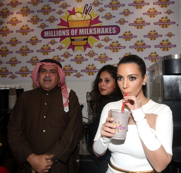 Kim Kardashian's Milkshakes Bring All the Boys to.... от mick за 30 nov 2012