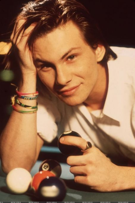 Christian Slater's Voting FAIL