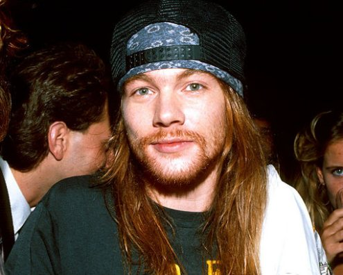 Things You Didn't Know About Axl Rose