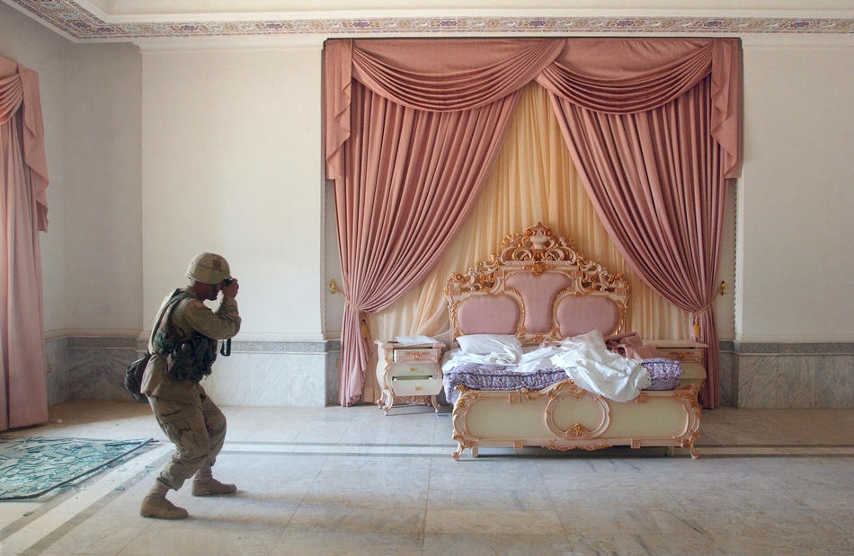 Abandoned mansions of former dictators