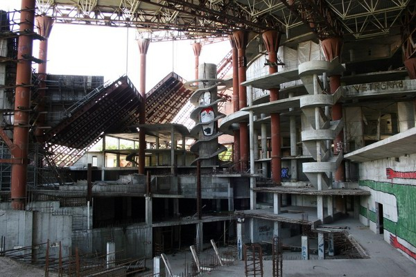 Abandoned Places: 10 Creepy, Beautiful Modern Ruins от Veggie за 30 nov 2012