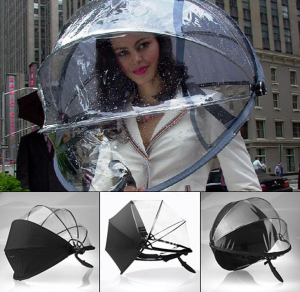 Dry-Tech: The 20 Coolest Umbrellas You'll Ever See
