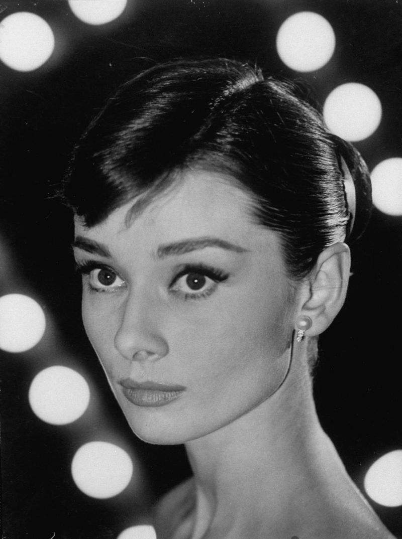 Beautiful Audrey Hepburn  от Helen за 03 dec 2012