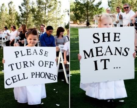 Funniest Wedding Signs от Helen за 03 dec 2012
