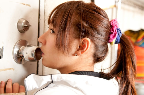 Japan's Latest Fetish? Doorknobs Are Involved!