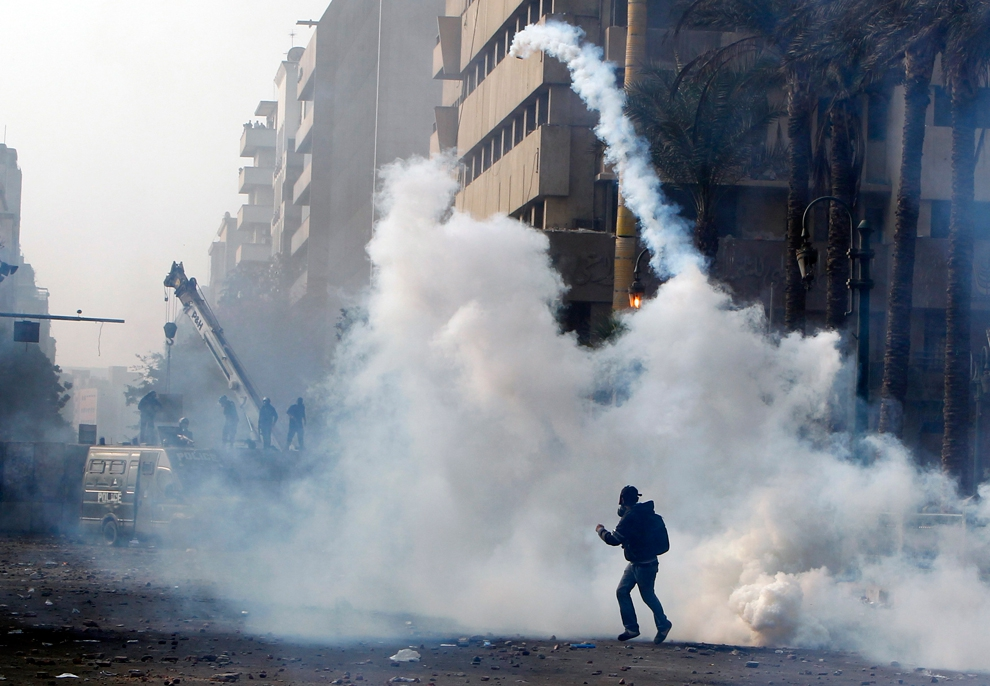 Protests return to Tahrir Square in Egypt: Big News