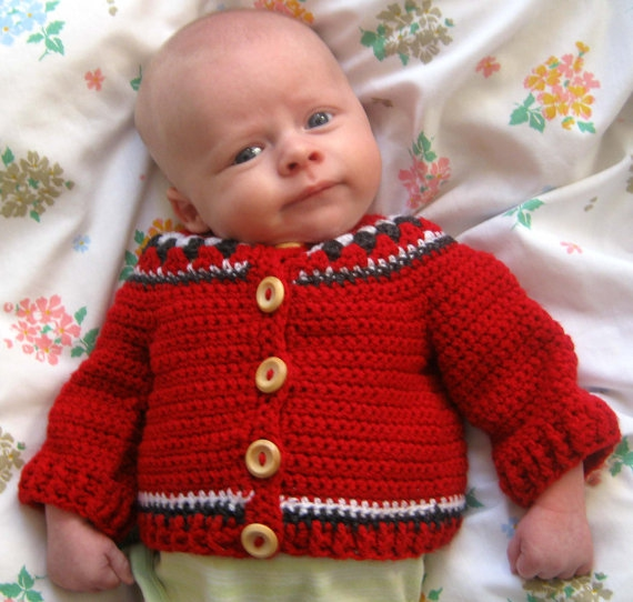 Babies in Ugly Sweaters, OMG