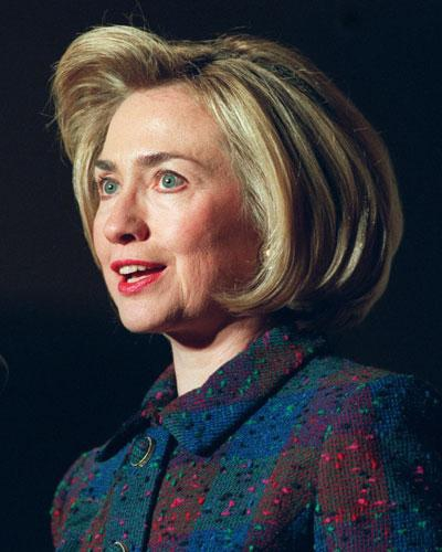 Hillary Clinton's Hair