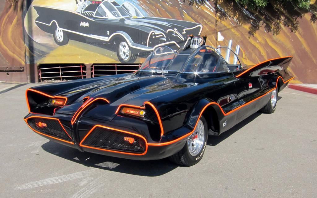 Batmobile Retrospective
