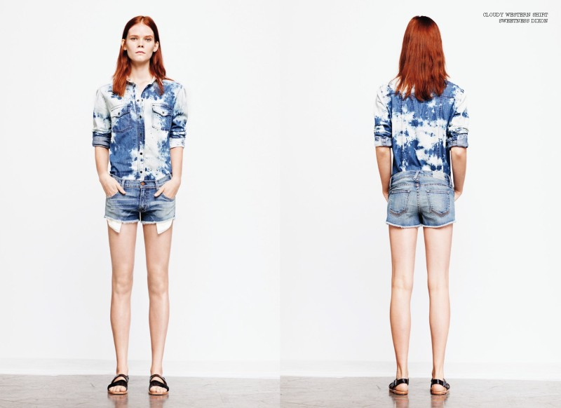Spring 2013 Washed Out Denim Dream