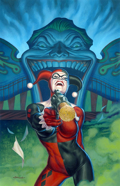 Intense & Devious Paintings by Jason Edmiston