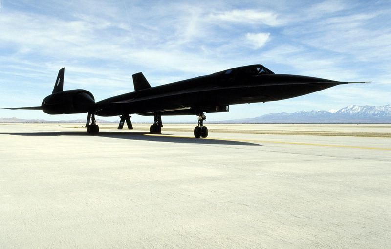 The Fastest Airplane in the World