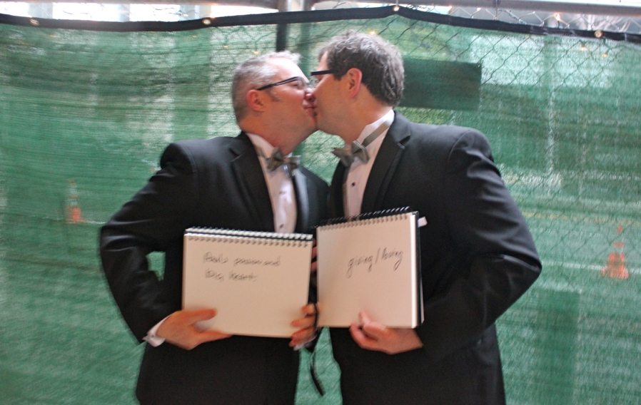 Joyful Declarations Of Love From Newlyweds In Seattle