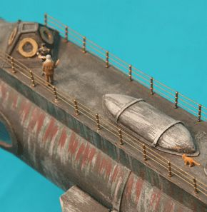 Hand-Made Submarines