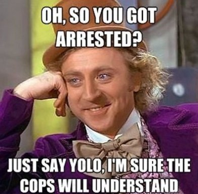 What Ever Happened to YOLO?