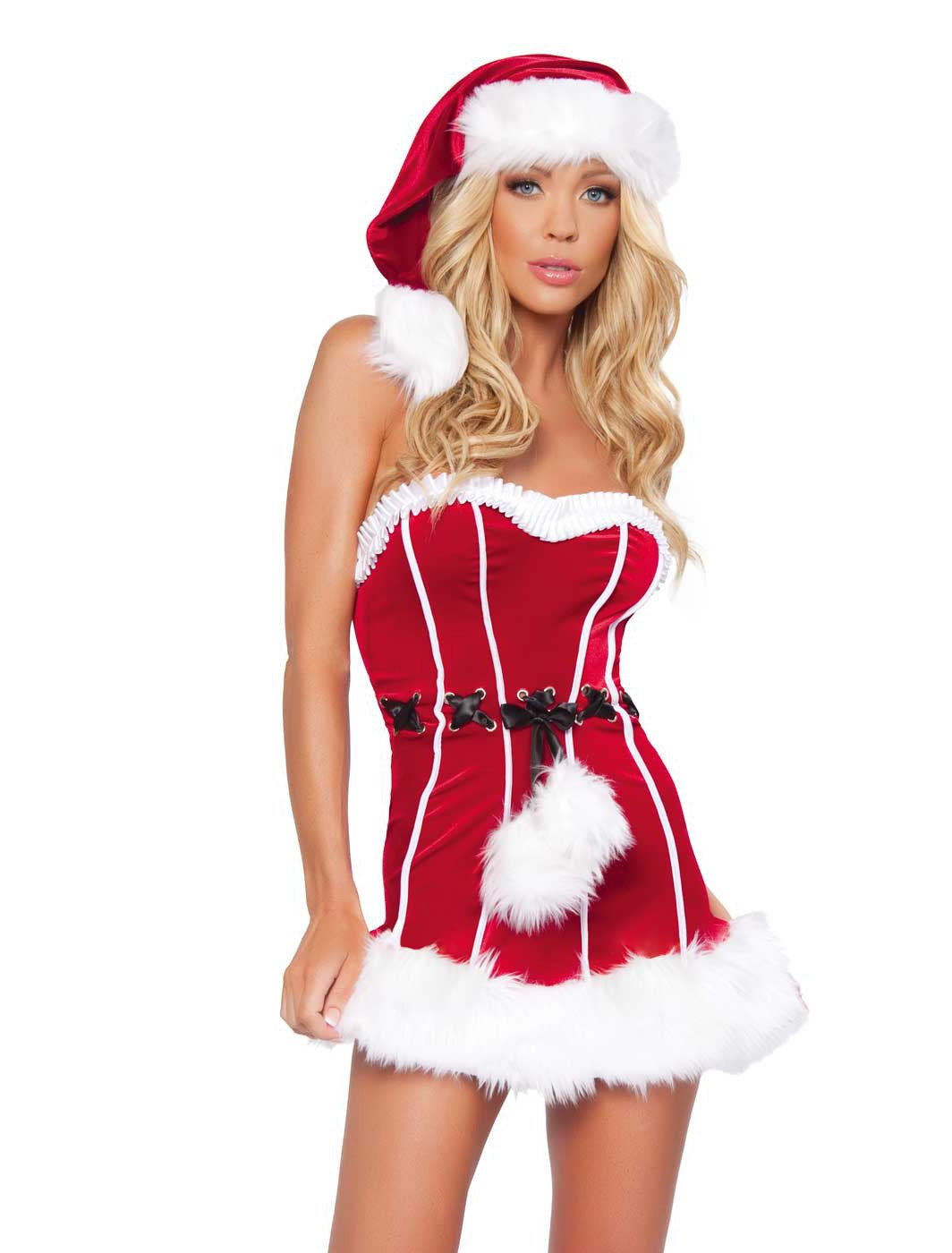 Santa Lingerie: Sexy or Ugly?