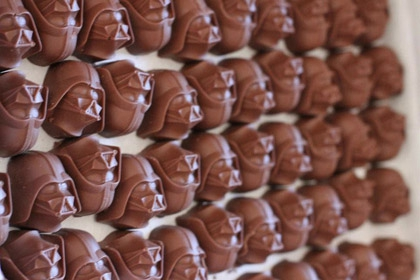 The Star Wars Fan With a Sweet Tooth