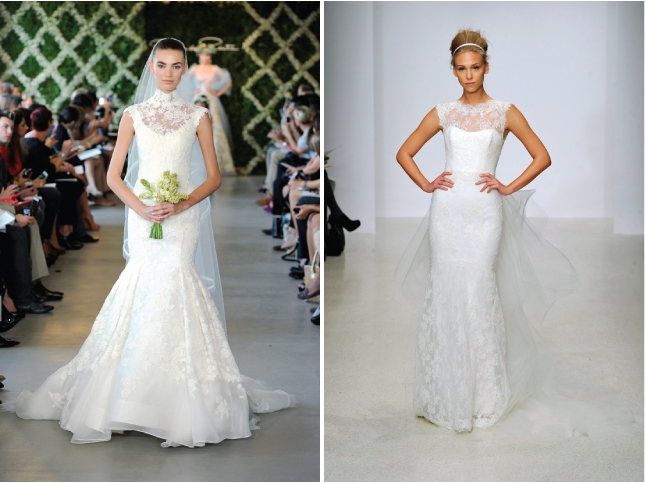 Short Wedding Dresses? New Trends for 2013