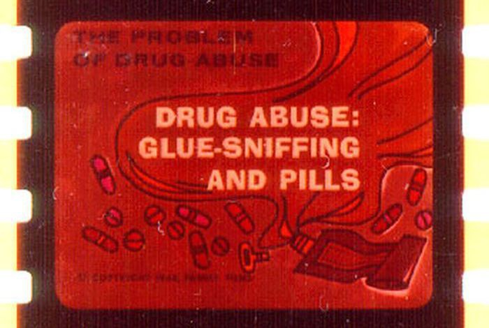 Glue Sniffing and Pills