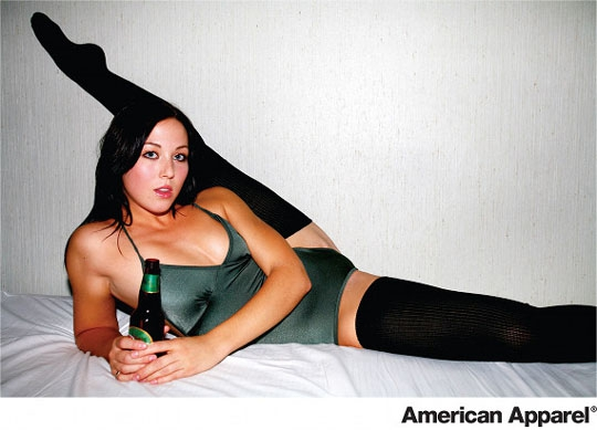 Sexiest American Apparel Ads Ever!
