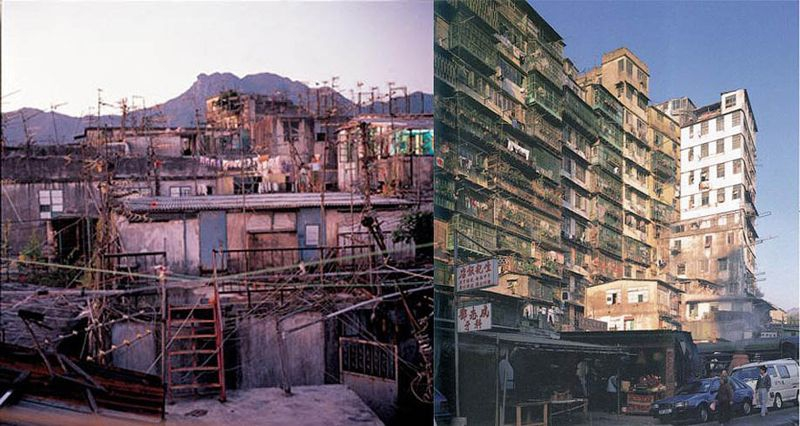 Demolished Kowloon