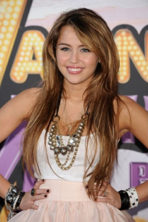 MIley Cyrus Through The Years