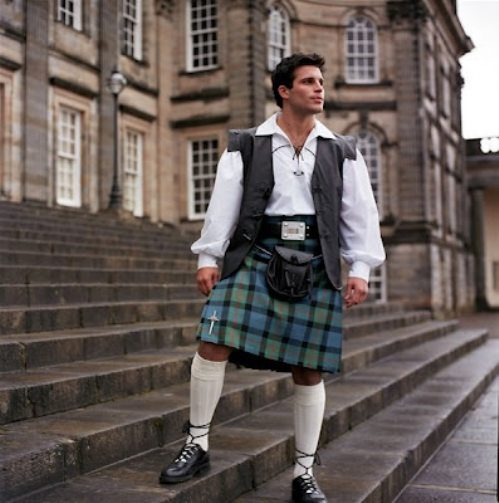 Hotties in Kilts