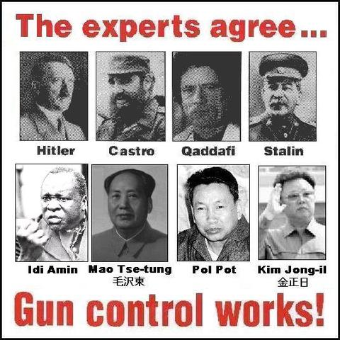 Gun Control? Gun Safety