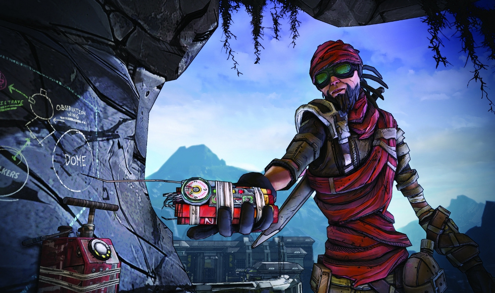 Vault Hunting with Borderlands 2 [Review]