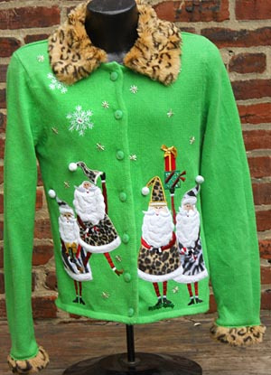 Ahhh! Real Ugly Sweaters!