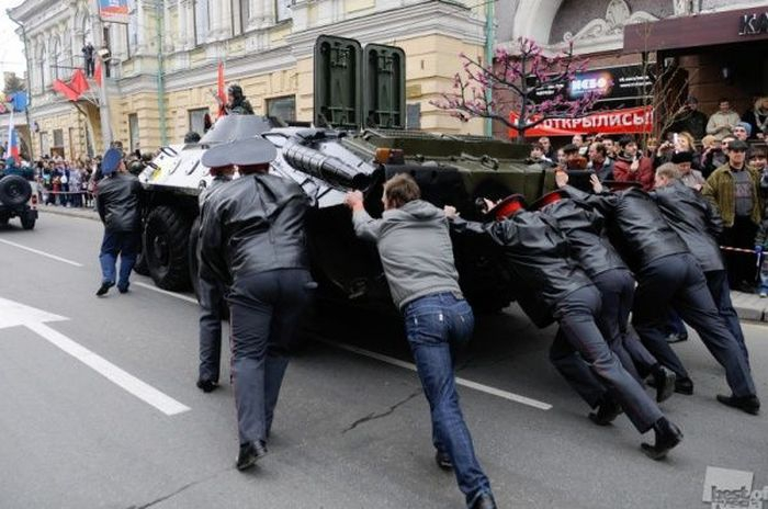 Best Photographs of Russia 2012