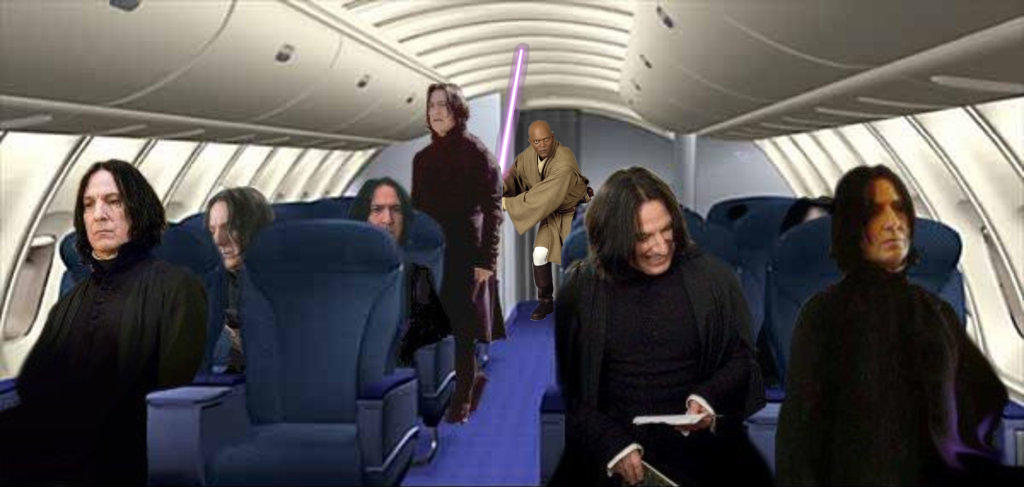 Superstar Severus Snape!