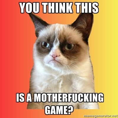 Best of Grumpy Cat 2012