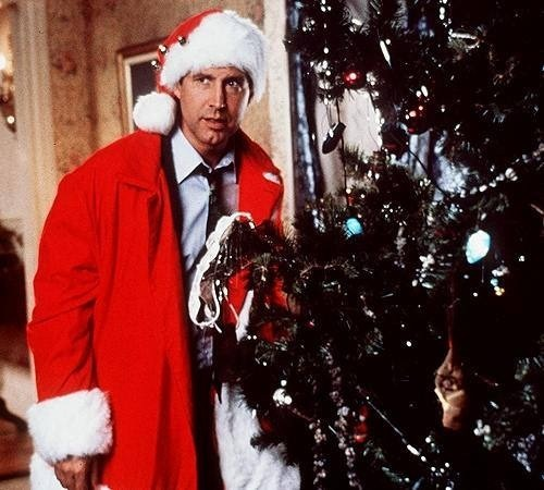 And finally, no Christmas is complete without a National Lampoon's Christmas.