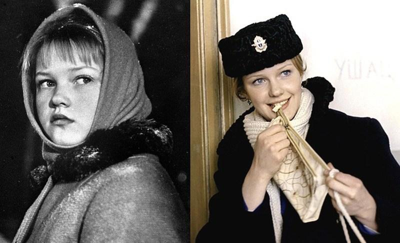 Russian Actors as Kids