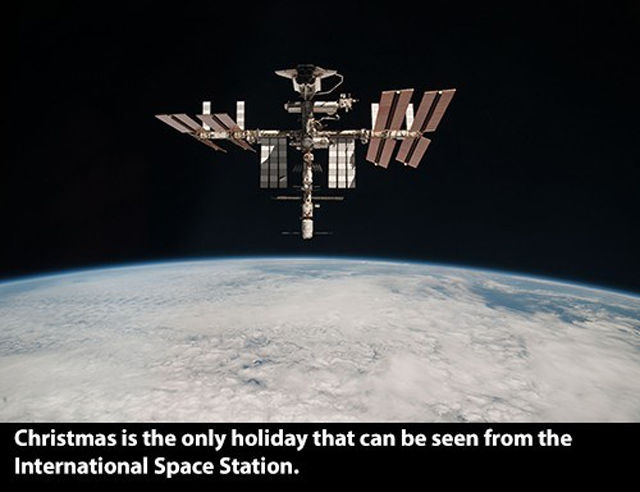 Some Christmas Facts That Can't Be Disputed