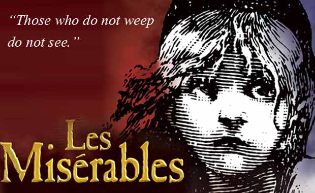 'Les Misérables' Who is the Most Miserable?