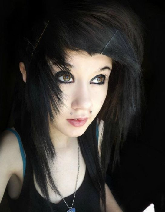 Beautiful Emo-Girls